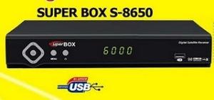 Atualização SuperBox  12/07/2010 - Julho